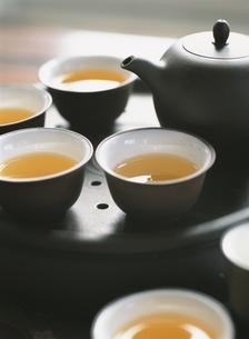 中国茶の写真素材 [FYI03858794]