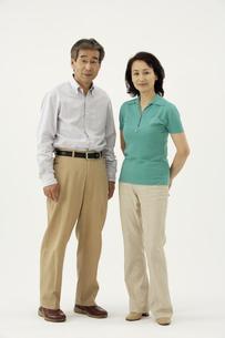熟年夫婦の写真素材 [FYI03858964]