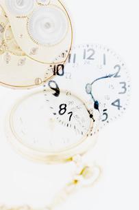 時計のイメージの写真素材 [FYI03859426]