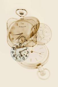 時計のイメージの写真素材 [FYI03859427]