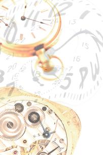 時計のイメージの写真素材 [FYI03859431]