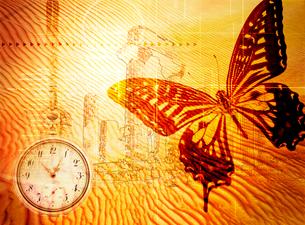 懐中時計のイメージの写真素材 [FYI03859472]