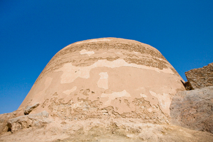 沈黙の塔の写真素材 [FYI03859907]