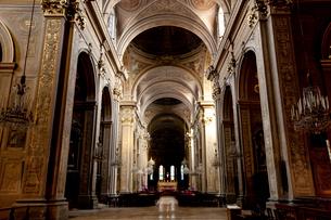 サンジョルジョ大聖堂の礼拝堂の写真素材 [FYI03860277]