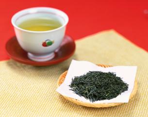 日本茶の写真素材 [FYI03860520]
