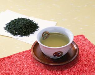 日本茶の写真素材 [FYI03860521]