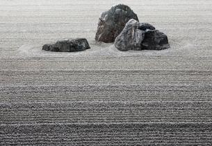 枯山水の写真素材 [FYI03860767]