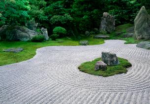 日本庭園の写真素材 [FYI03860770]