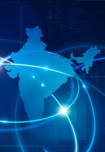インドのビジネスイメージの写真素材 [FYI03860885]