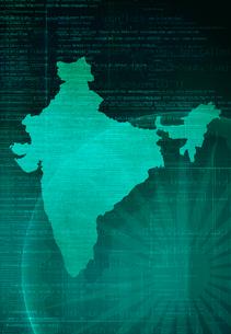 インドのITイメージの写真素材 [FYI03860901]