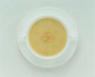 コーンスープの写真素材 [FYI03861649]