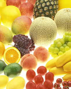 果物の集合の写真素材 [FYI03861851]