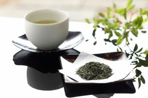 緑茶の写真素材 [FYI03862563]