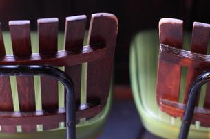 椅子の写真素材 [FYI03862683]