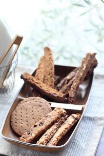 クッキーの写真素材 [FYI03862697]