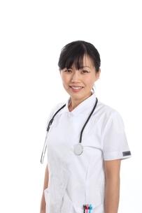 女性看護師の写真素材 [FYI03863939]