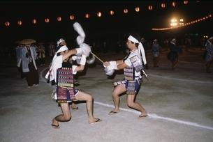 白石踊り  岡山県の写真素材 [FYI03864117]