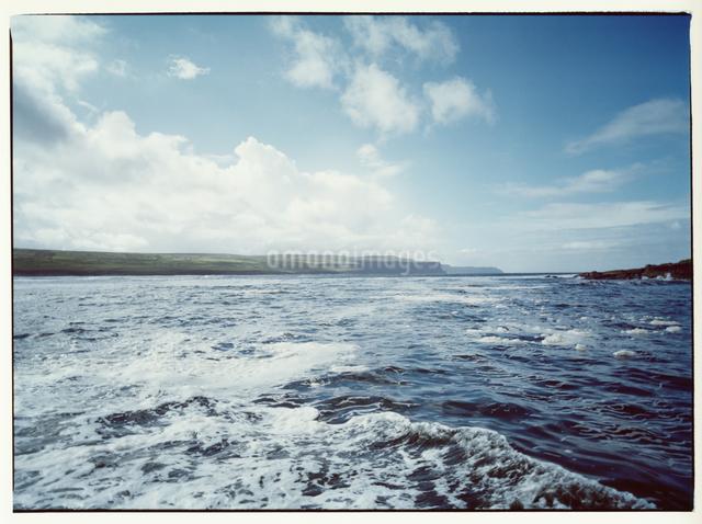 海    イニシューマン島 アラン諸島 アイルランドの写真素材 [FYI03867762]