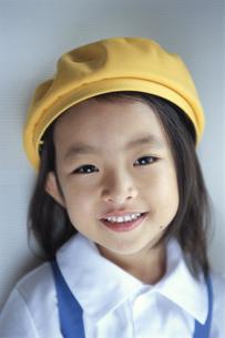 女の子幼稚園入園の写真素材 [FYI03868118]