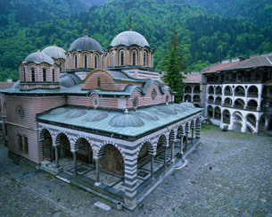 僧院の写真素材 [FYI03868754]