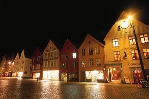 ブリッゲン地区の写真素材 [FYI03870487]
