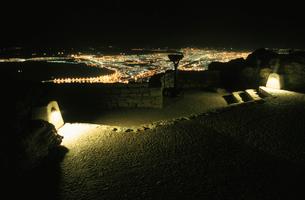 テーブルマウンテン山頂の風景の写真素材 [FYI03870558]