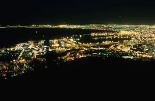 シグナルヒルからテーブル湾を望むの写真素材 [FYI03870570]