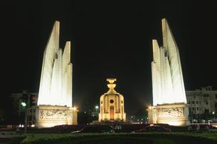 民主記念塔の写真素材 [FYI03870609]