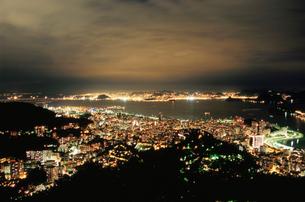 ドナ・マルタ展望台から見た夜景の写真素材 [FYI03870768]