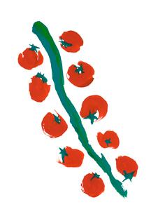 トマトのイラスト素材 [FYI03871617]