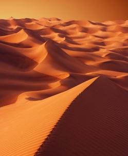 トルファン砂漠の写真素材 [FYI03871903]