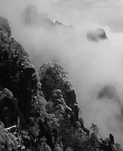 黄山の写真素材 [FYI03871907]