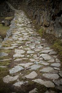 インカ道の写真素材 [FYI03872171]