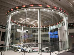 東京証券取引所の写真素材 [FYI03876456]