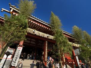 浅草寺の写真素材 [FYI03876510]