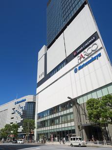 東京都 上野フロンティアタワーの写真素材 [FYI03876600]