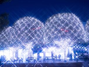 夕暮れの恵比寿ガーデンプレイスの写真素材 [FYI03876765]