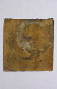 古代文字作品 環のイラスト素材 [FYI03876883]