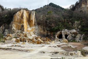 佐賀県 泉山磁石場 -有田焼の陶石鉱山-の写真素材 [FYI03877033]