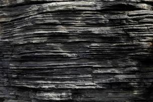 五島列島 嵯峨ノ島の玄武岩の火砕岩のクローズアップの写真素材 [FYI03877057]