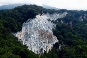 日本キャニオン 大規模山崩れの例の写真素材 [FYI03877097]