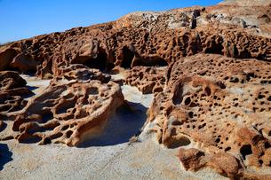 ナミビアの岩山の写真素材 [FYI03877402]
