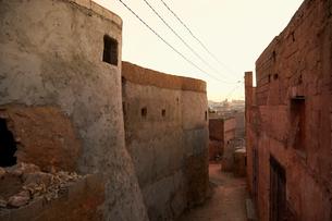 モロッコ、陶器の街サフィの写真素材 [FYI03877437]