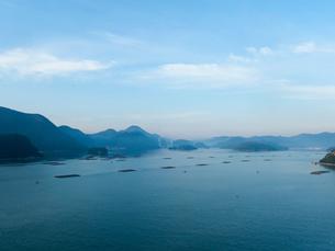 岡山 瀬戸内海 ブルーラインからの眺望の写真素材 [FYI03878027]