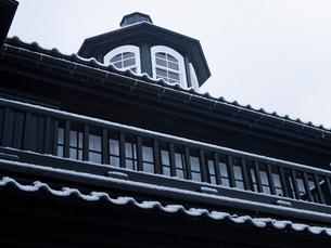 新潟県 佐渡島 赤泊 旧田辺邸の写真素材 [FYI03878080]