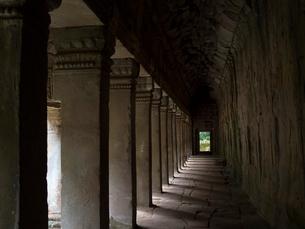 カンボジア シェムリアップ タ・プロームの写真素材 [FYI03878180]