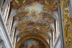 ベルサイユ宮殿の写真素材 [FYI03878462]