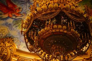 パリ オペラ座の写真素材 [FYI03878465]