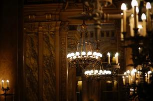 パリ オペラ座の写真素材 [FYI03878492]