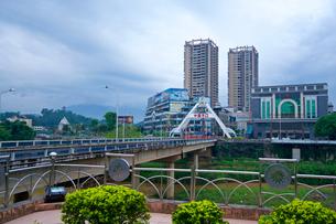 ベトナムと中国の国境の地の写真素材 [FYI03878672]